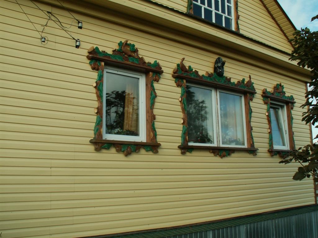 каталог как покрасить деревянные окна в деревне фото можно, все наконец