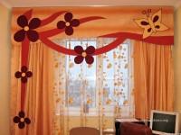 Шторы в детскую комнату — лучшие идеи
