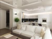 Дизайн кухни-гостиной: как совместить два интерьера?