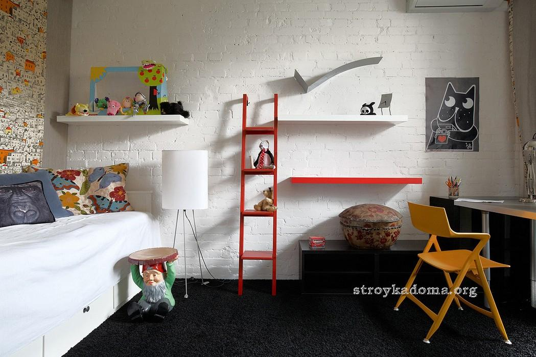 Интерьер детской: как создать идеальное личное пространство для своего ребенка?