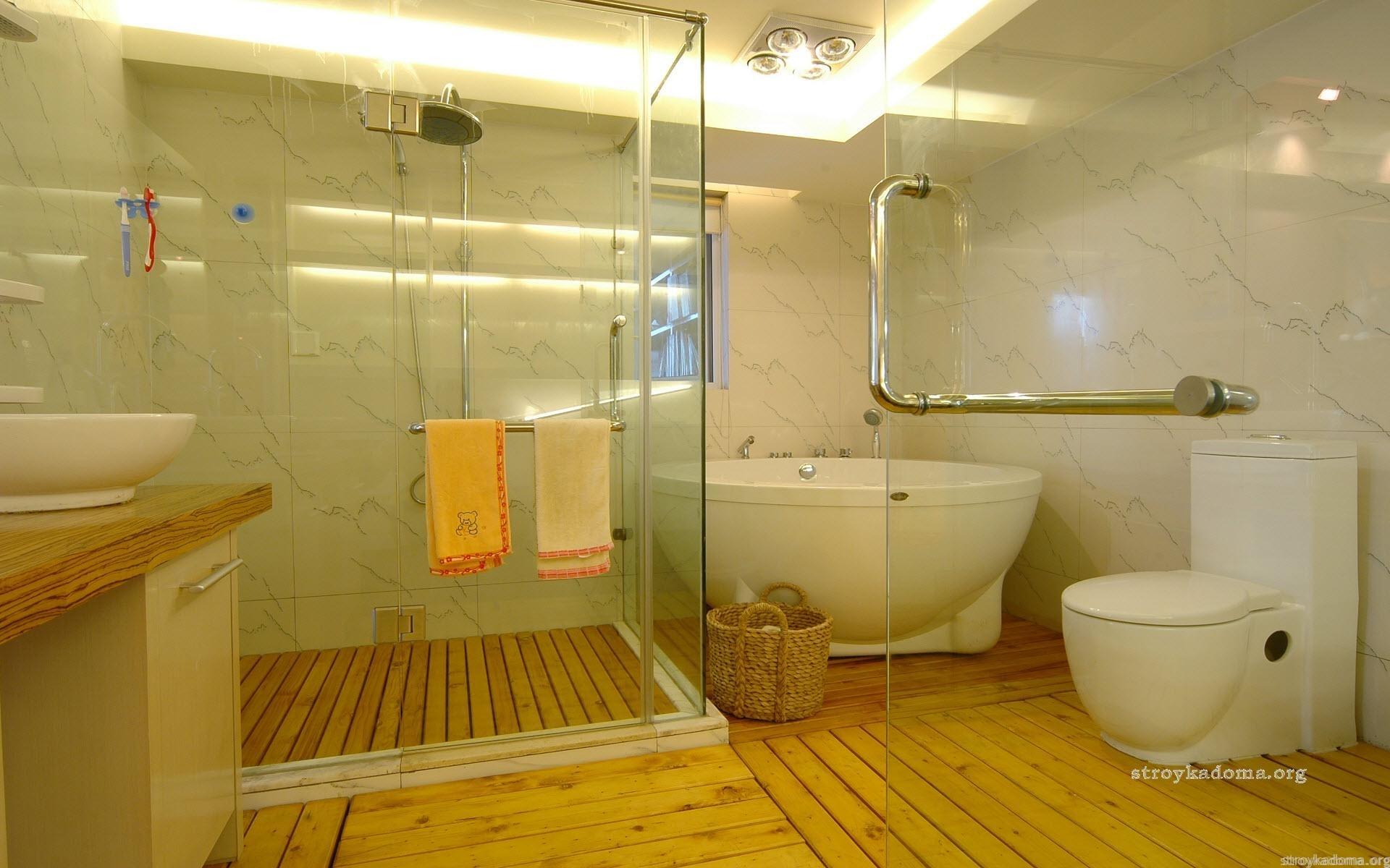 Ванная комната - фото обзор