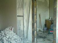 Как сделать проем в несущей стене
