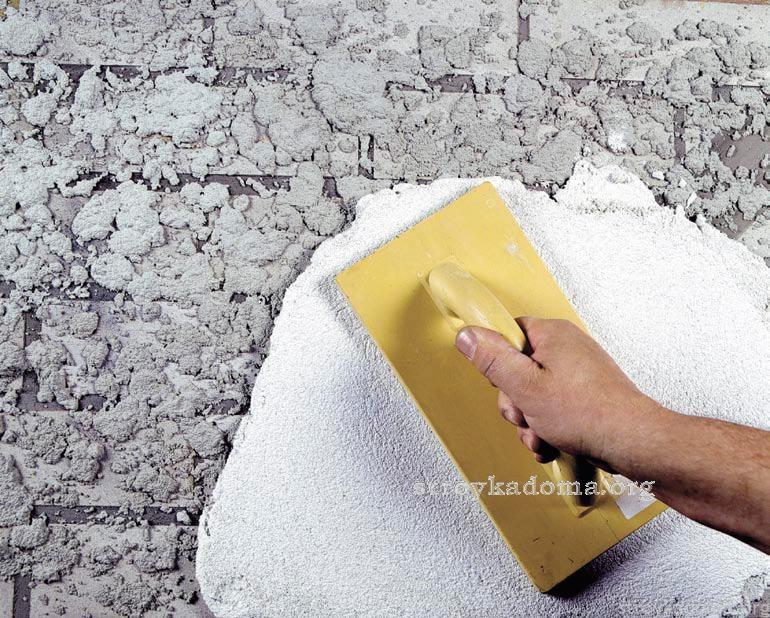 Как шпаклевать стены своими руками под покраску фото 574