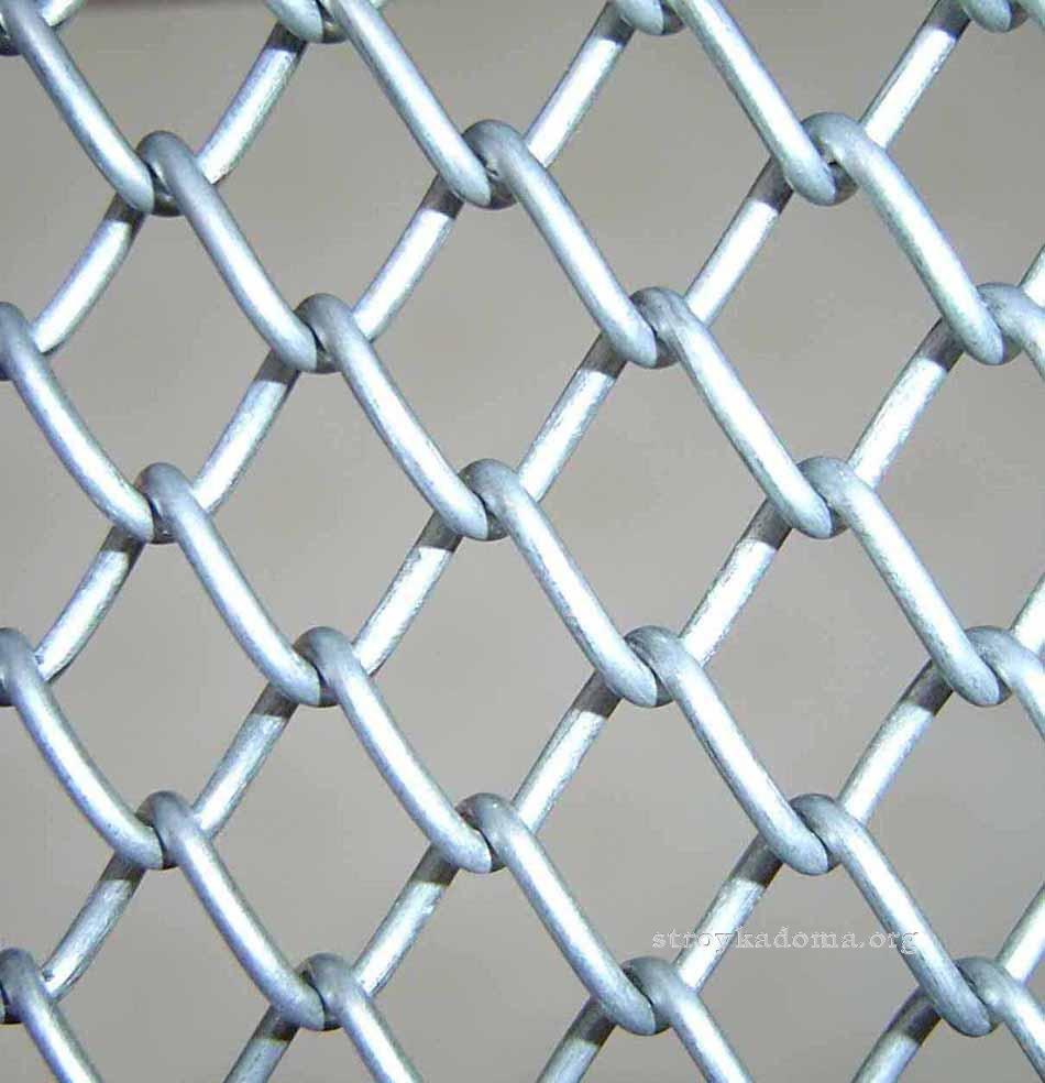 алюминиевая сетка рабица