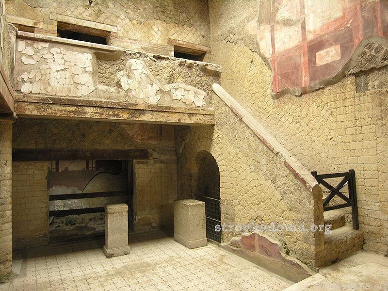дома древнего рима