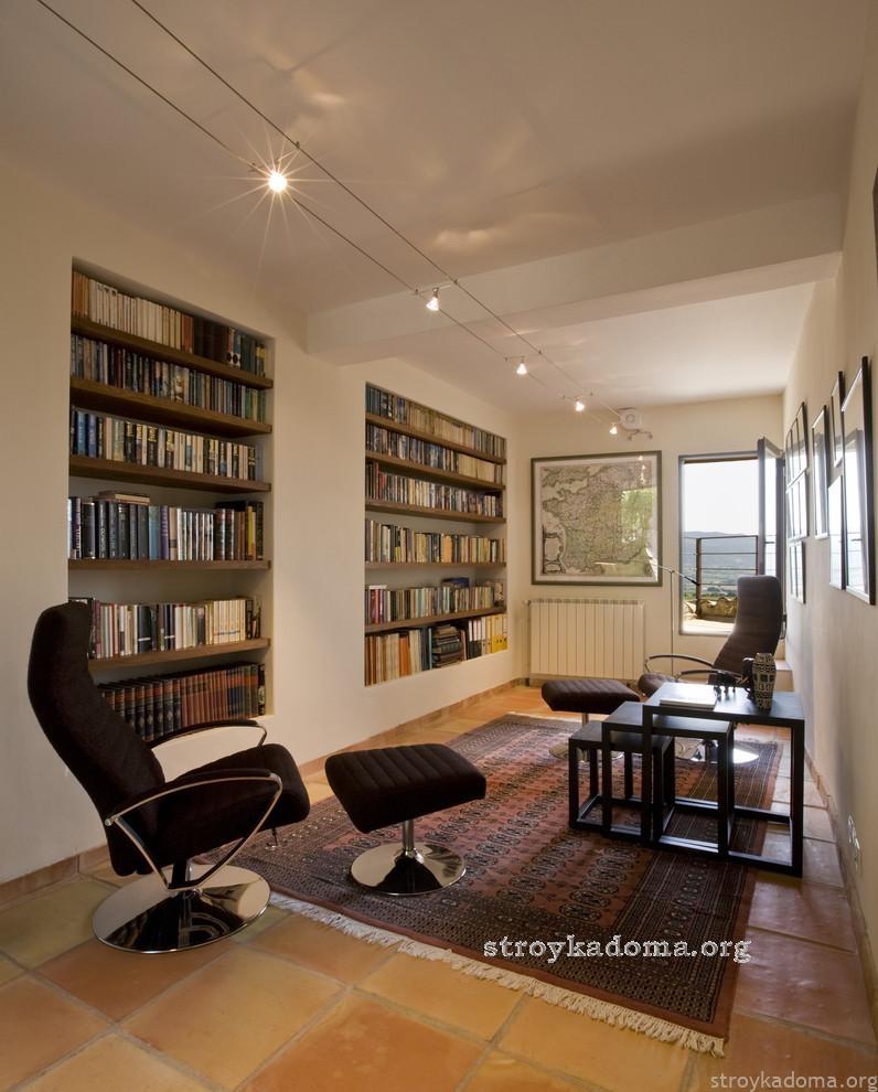 ниша для книг