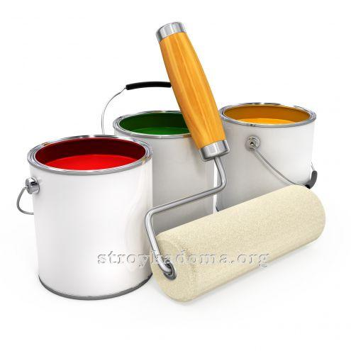 силиконовые краски для стен