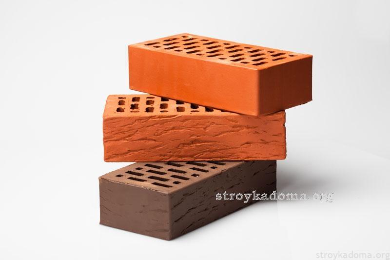 Керамический кирпич для стен