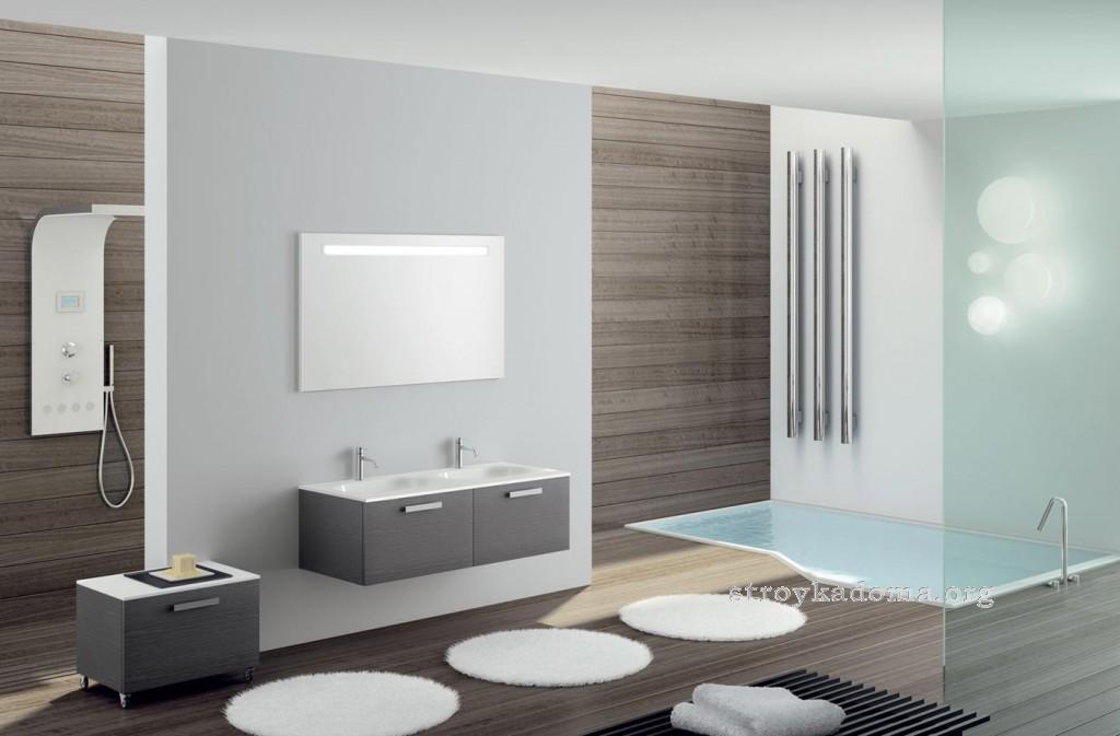 ванная на двоих