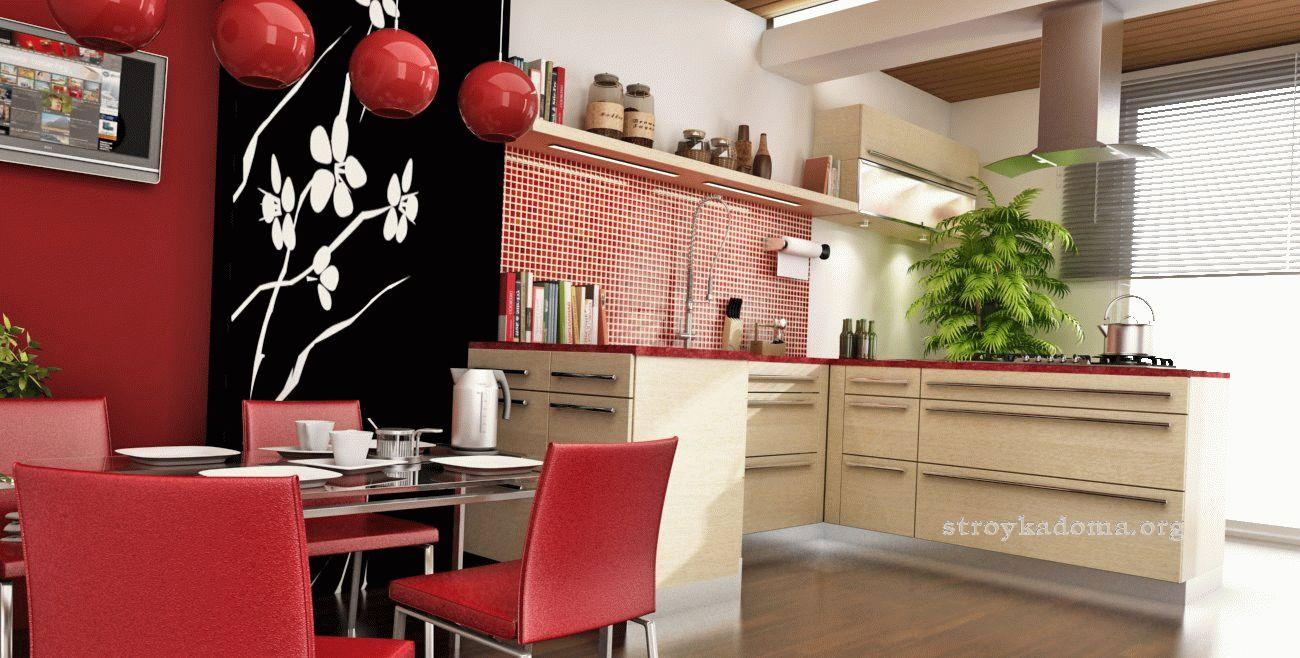 for Asian inspired kitchen ideas