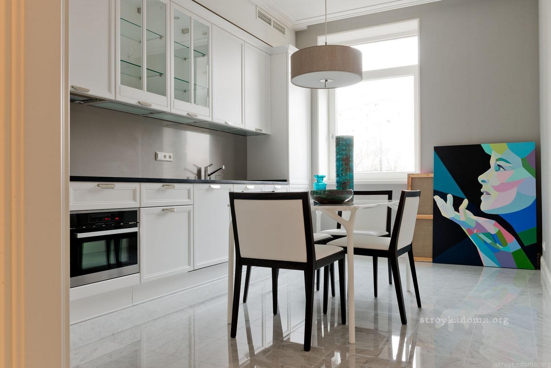 интерьер для кухни ленинский проспект
