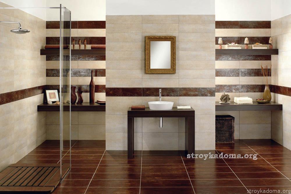 восточный стиль ванной комнаты в квартире