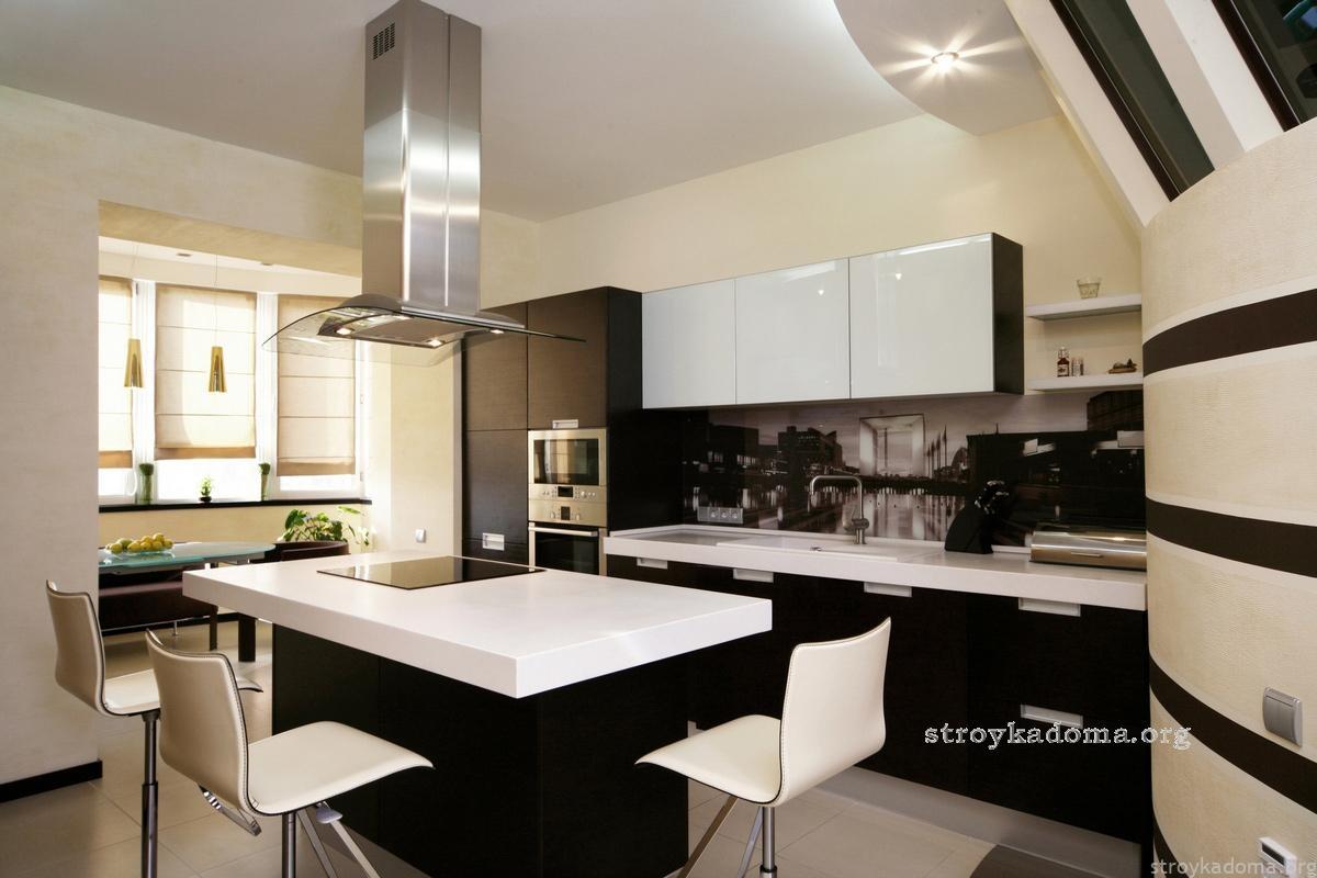 интерьер на кухне фото