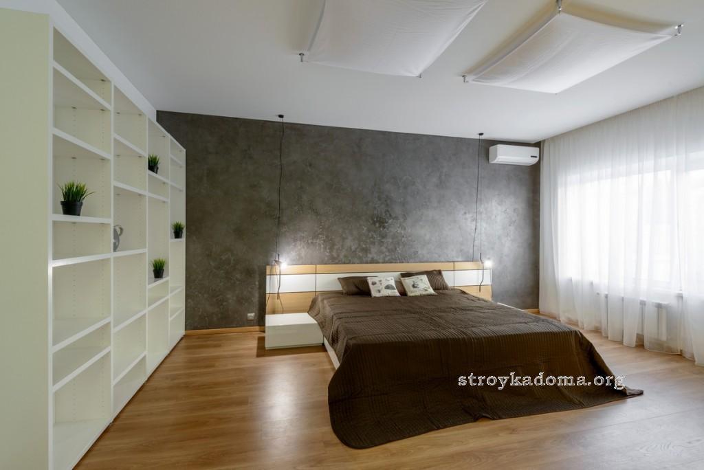 интерьер спальни 11