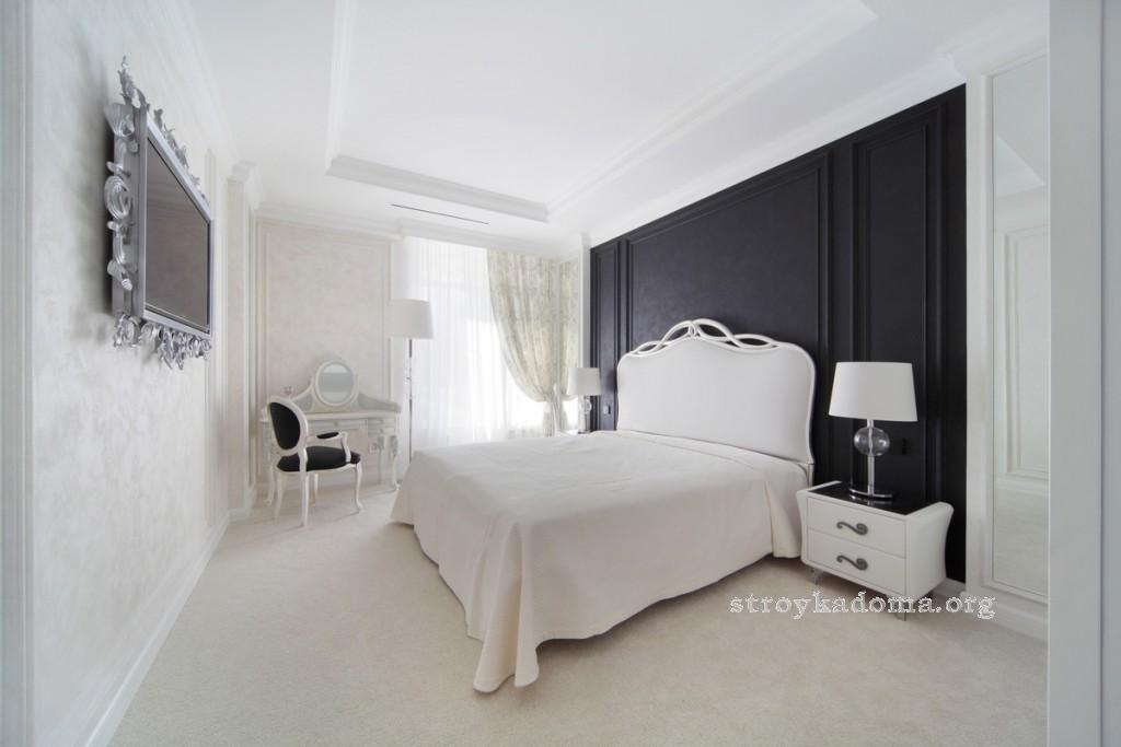 интерьер спальни 7