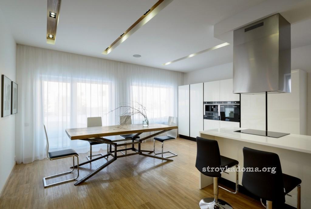 красивая кухня дизайн фото