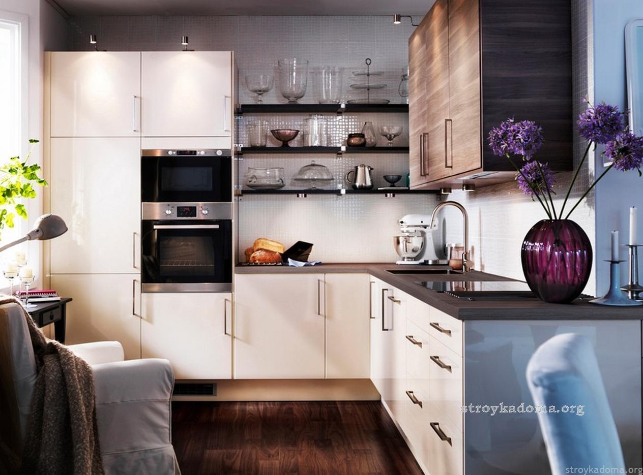 кухни фото в интерьере