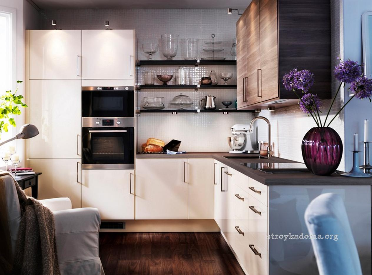 кухни. интерьеры. фото
