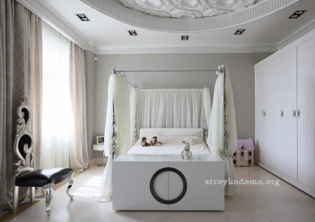 интерьер комнаты для новорожденных