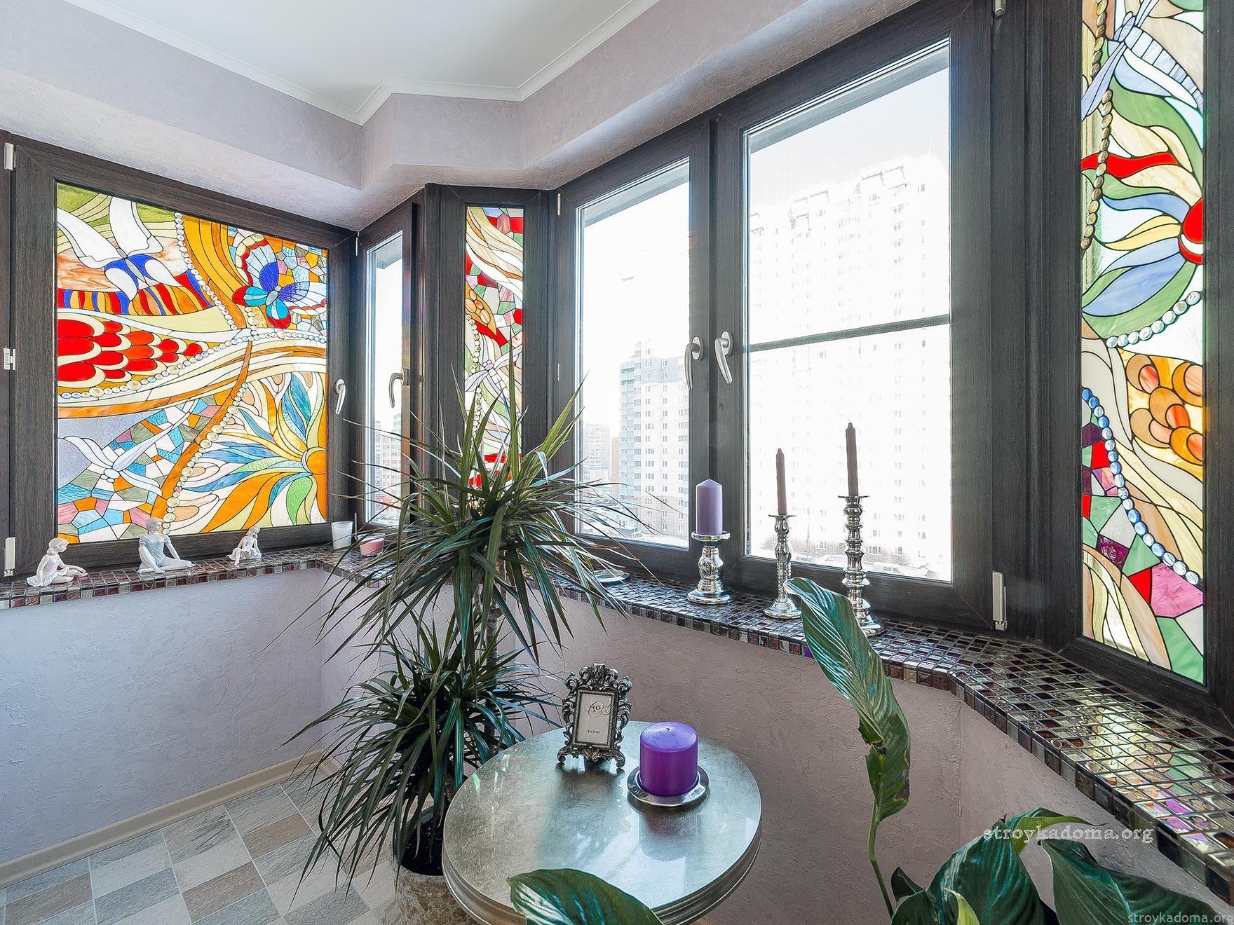 Интерьер балкона: дизайн лоджий и красивые фото.