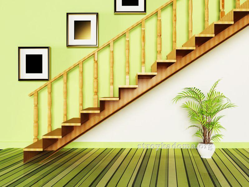Лестница своими руками: как оригинально и качественно оформить вход на второй этаж дома