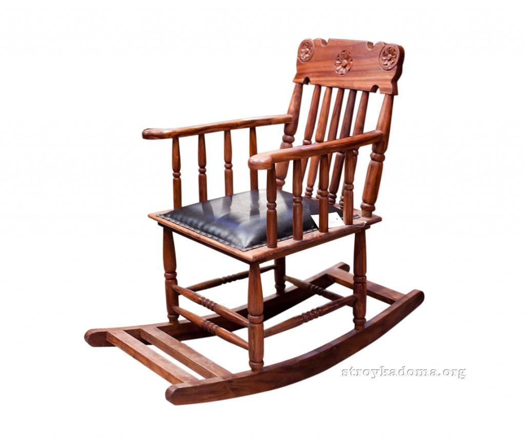 стул - качалка для дома