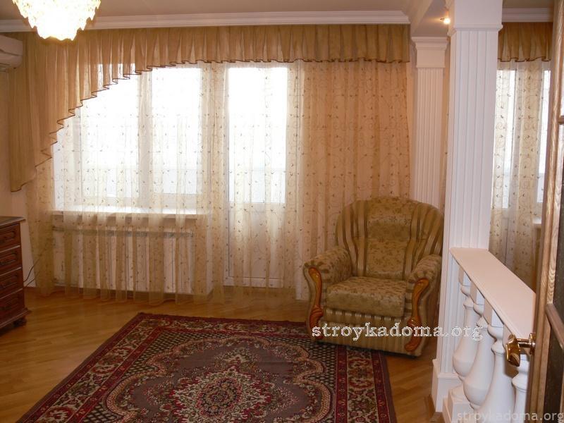 Образцы Штор В Зал Фото С Балконом - фото 6