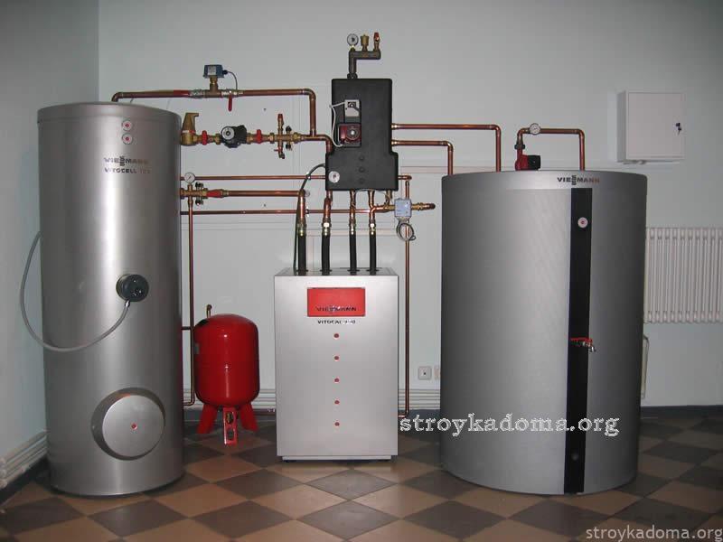 Система отопление