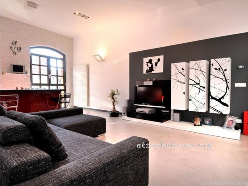 Дизайн комнаты в хрущевке
