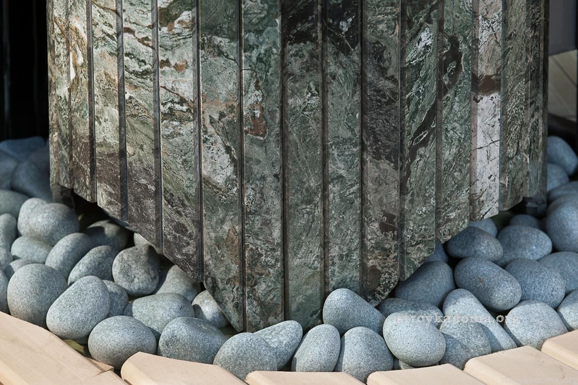 Камень для бани Жадеит
