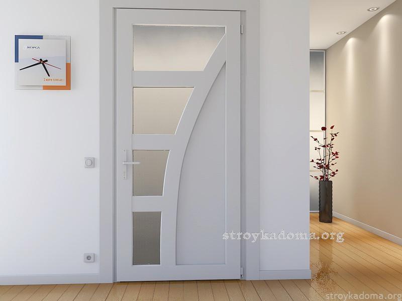 Межкомнатные-двери-в-интерьере-квартиры