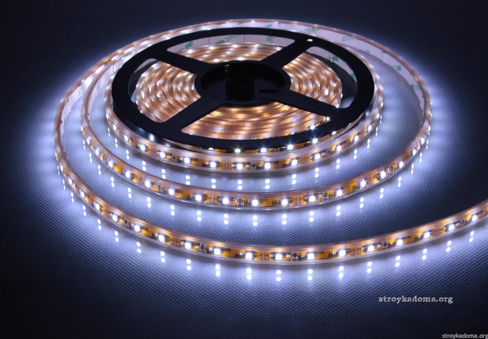 Современная светодиодная лента