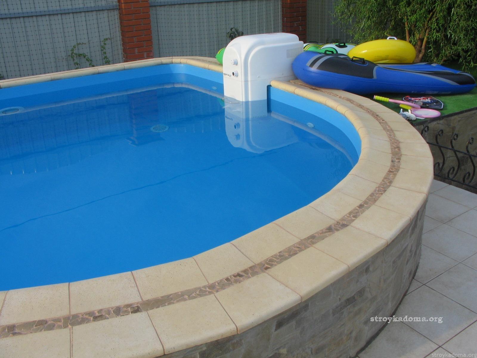 Скимерный тип бассейнов