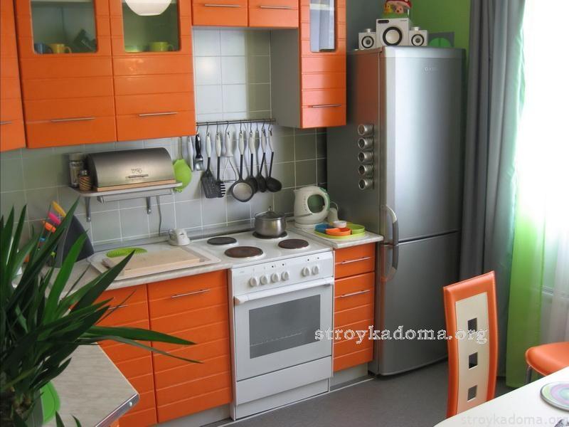 Современный дизайн кухни 6 квм в хрущевке