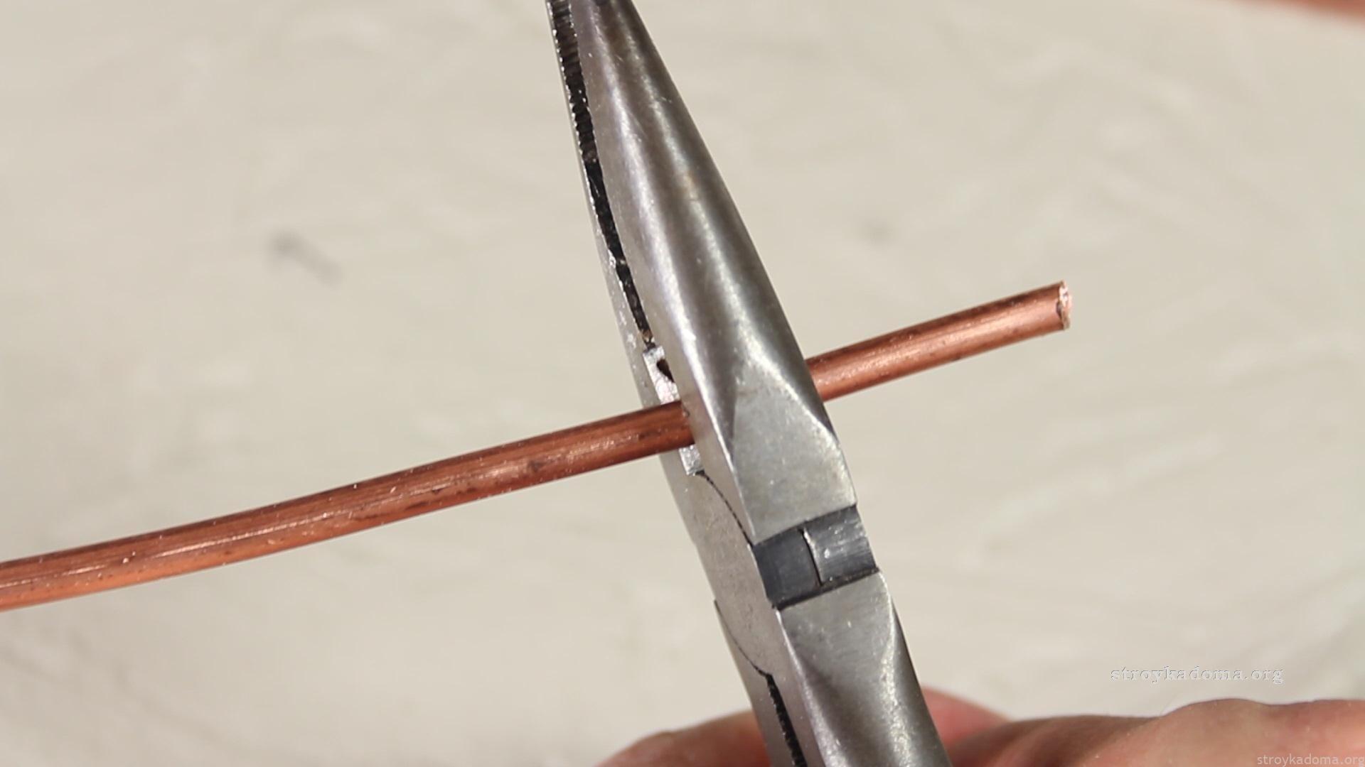Электрод к точечной сварке