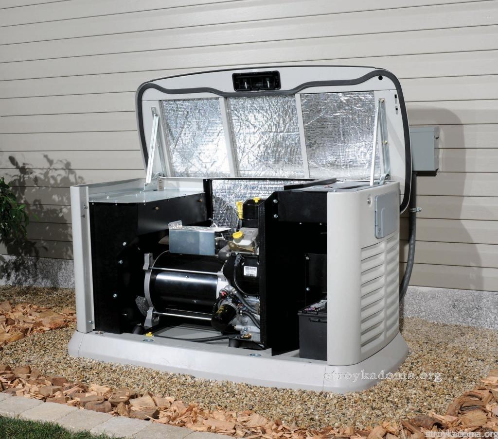 Выбор газового генератора