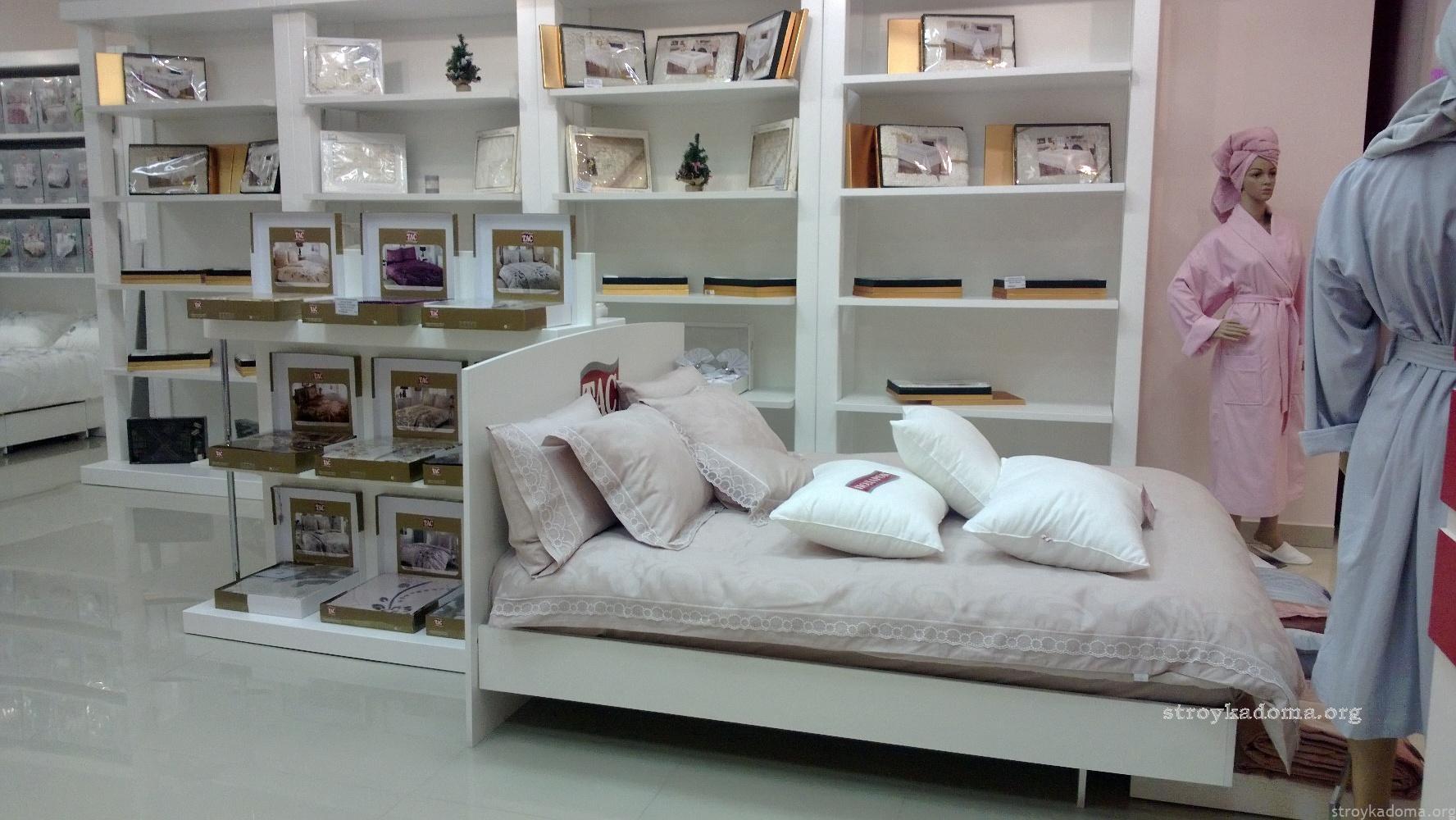 Магазин постельного белья