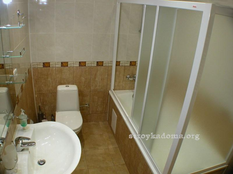 Дизайн ванной комнаты 4 квадратных метра