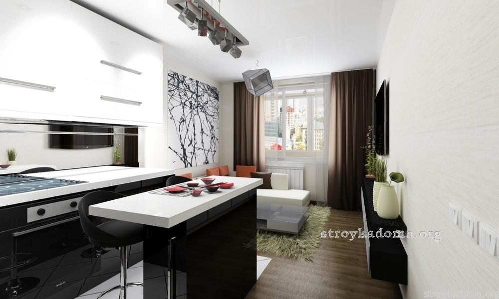 дизайн квартиры 2016