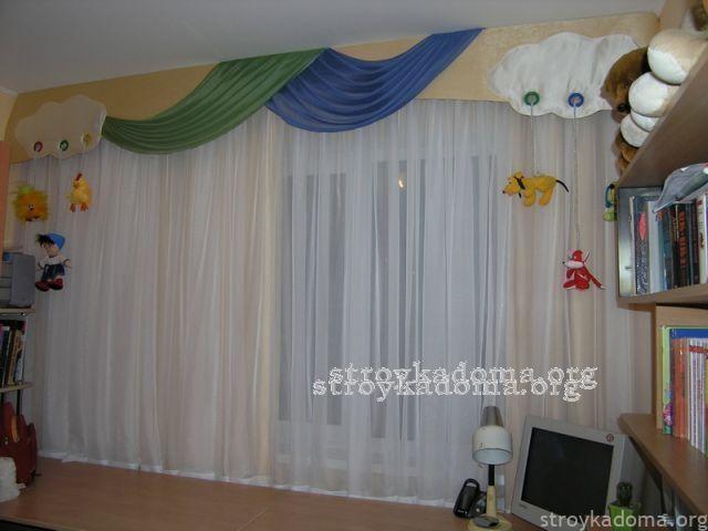 готовые-шторы-для-детской