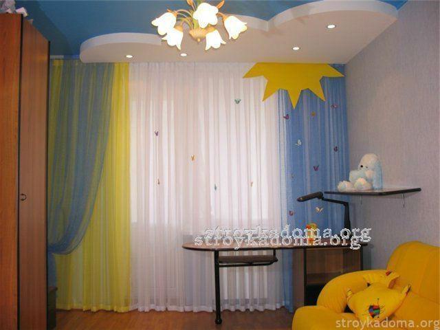 шторы-для-детской-комнаты