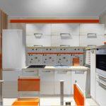 Верина кухня рабочая стенка