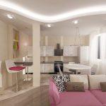 Дизайн-кухня-гостиная-18-кв-м
