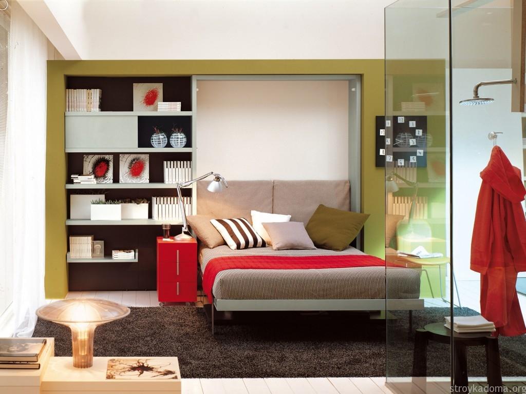 Фото маленьких спален 1