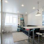 лучший дизайн маленькой квартиры