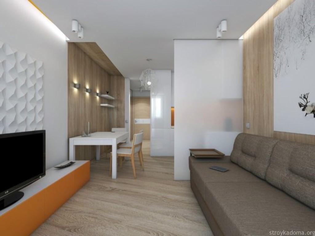 Ремонт и отделка квартир под ключ в Москве с материалами