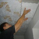 потолочной плитки из пенополистирола