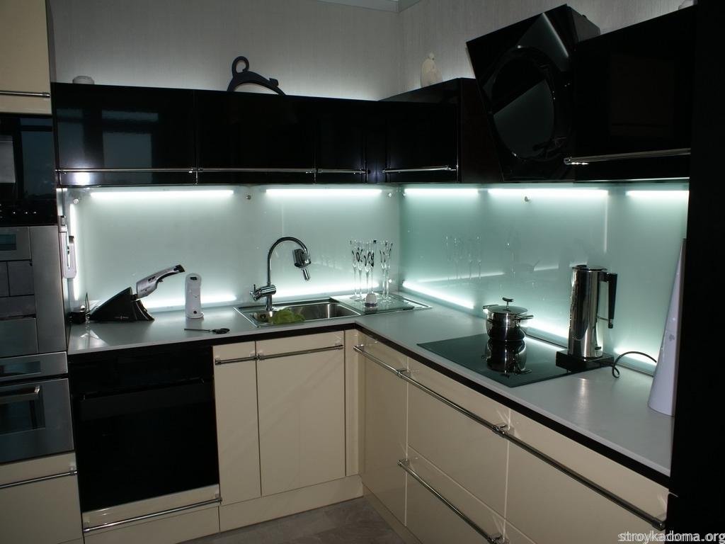 Cтеновые панели для кухни