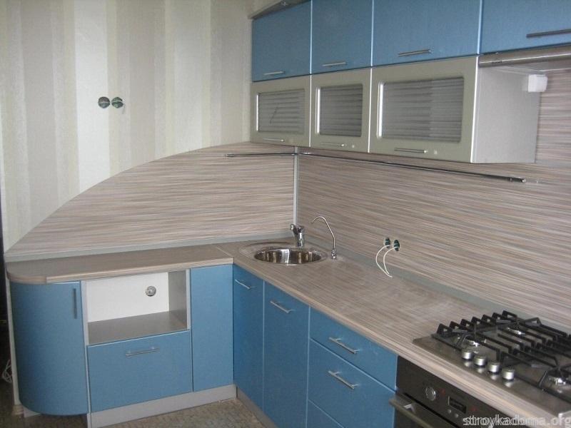 Как обновить фасад кухни из мдф своими руками фото 150