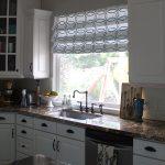 Римские шторы на кухню - 2